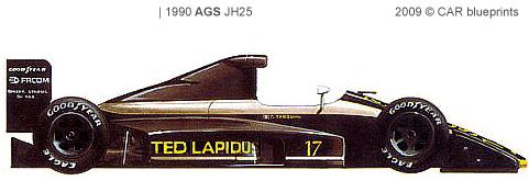 AGS JH25 F1 blueprints