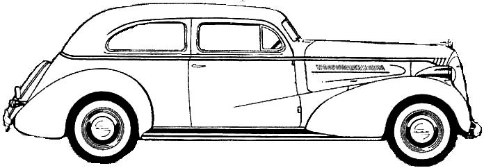 1937 chevrolet master deluxe coach wagon blueprints free