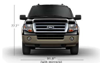 Ford Expedition blueprints