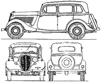 Free Download Eaton Fuller 10 Speed Transmission Service Manual furthermore Plans Trucks furthermore 11848 moreover 1935 Gaz M1 Sedan Blueprints in addition Wiring. on 1935 ford car models