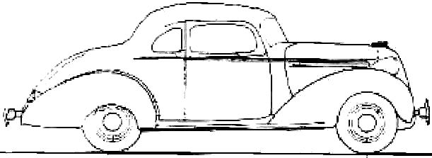 Hudson Utility blueprints
