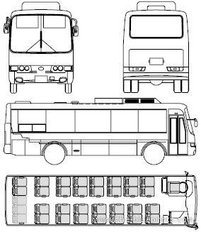 Hyundai Aerotown blueprints