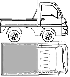 Microcar MPRO blueprints