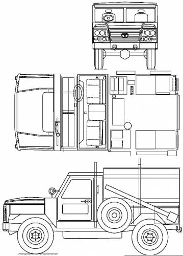 Tata LSV blueprints
