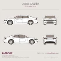 Dodge Charger blueprint