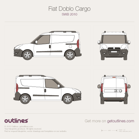 2009 fiat doblo blueprints outlines fiat doblo blueprints malvernweather